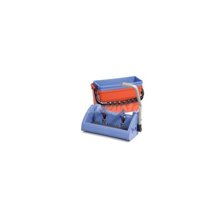 Numatic BK3 zestaw: wiadra 22/15L + wyciskarka mopów do dezynfekcji (627748)