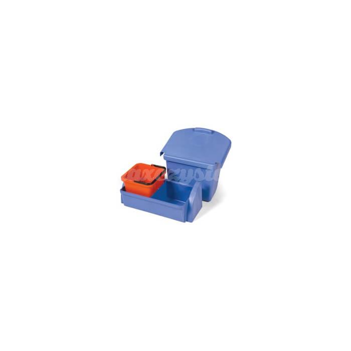 Numatic  AK1 zestaw: kuweta, wiaderko 5L, pojemnik na śmieci 30L (627808)