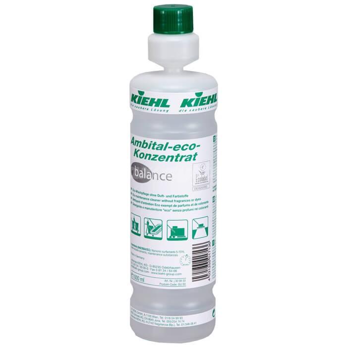 Kiehl Ambital Eco Konzentrat Balance 1L Eko-Mycie z pielęgnacją bez barwników i substancji zapachowych