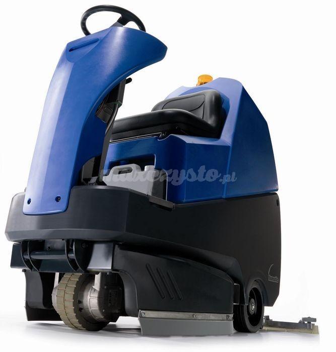 Numatic TTV 678 (400) maszyna czyszcząca samojezdna z trakcją i siedziskiem