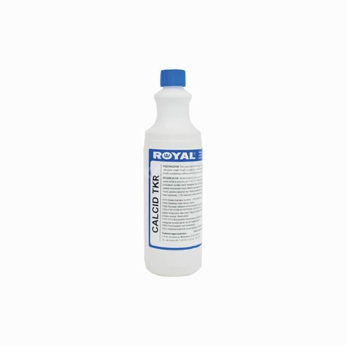 Royal RO-401 TKR Preparat myjący do codziennego usuwania zabrudzeń z powierzchni basenowych 1L