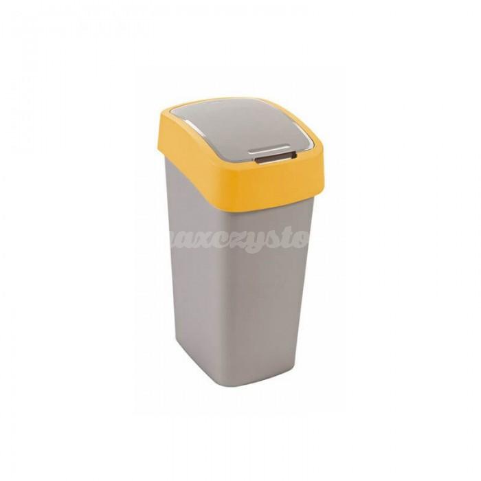 Kosz do Segregacji Śmieci Curver Flip Bin 50L
