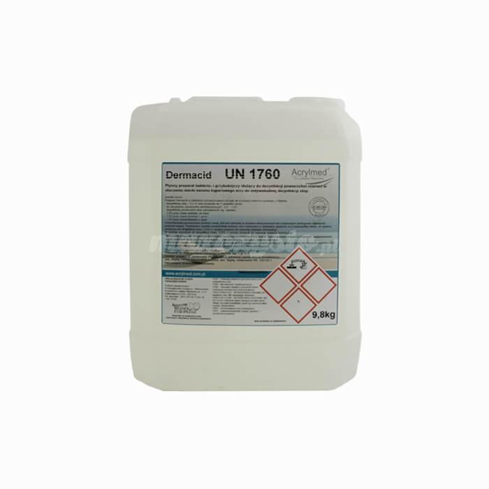 Dermacid Preparat bakterio- i grzybobójczy 10L
