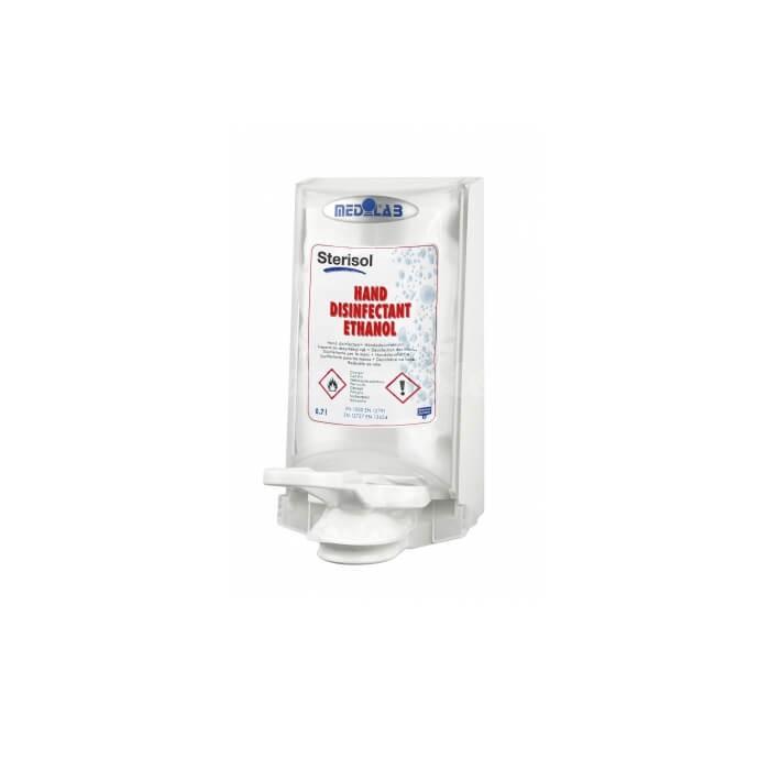 Sterisol Ethanol 700ml Preparat alkoholowy w żelu