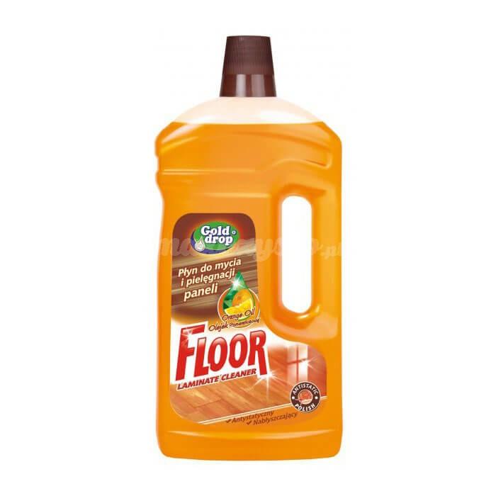 Gold Drop Floor Płyn do mycia paneli podłogowych 1L