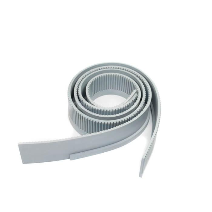 Gumy ssawy szare Komplet 606037 790mm
