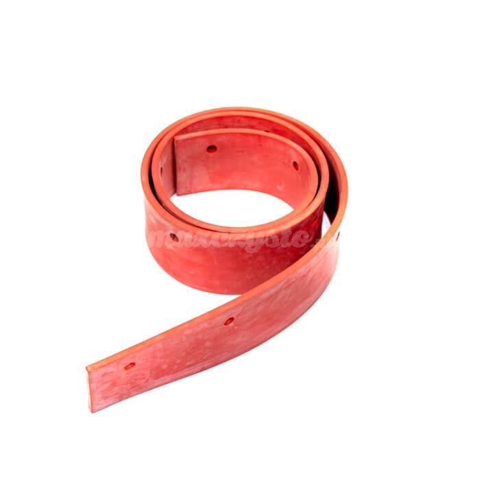 Numatic guma do ssawy aluminiowej 1100/1110mm   komplet 2szt czerwona (606198)