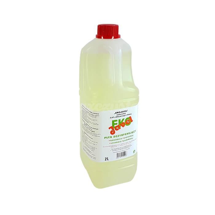 JAVEL 2L płyn do dezynfekcja powierzchni i sprzętów