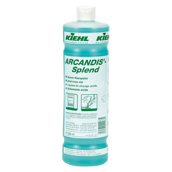 Kiehl Arcandis Splend Kwaśny płyn do maszynowego płukania naczyń 1L