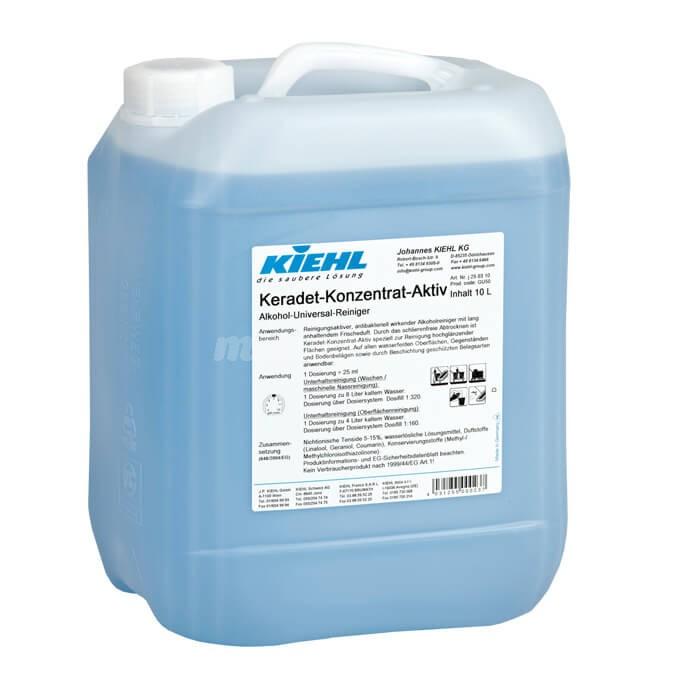 Kiehl Keradet Konzentrat Aktiv 10L Uniwersalny płyn do mycia na bazie alkoholu