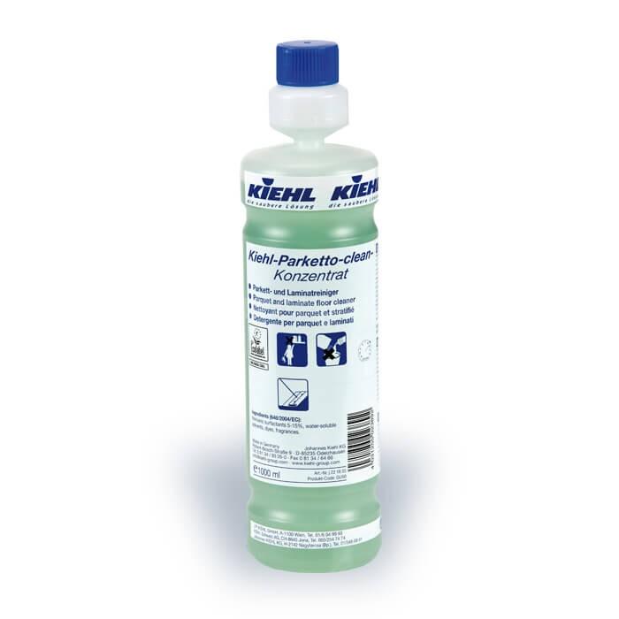 Kiehl Parketto Clean Konzentrat 1L Produkt myjący do parkietu i laminatu
