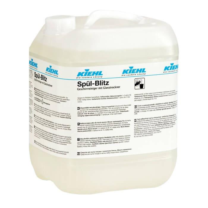 Kiehl Spul Blitz 10L Nabłyszczający płyn do mycia naczyń