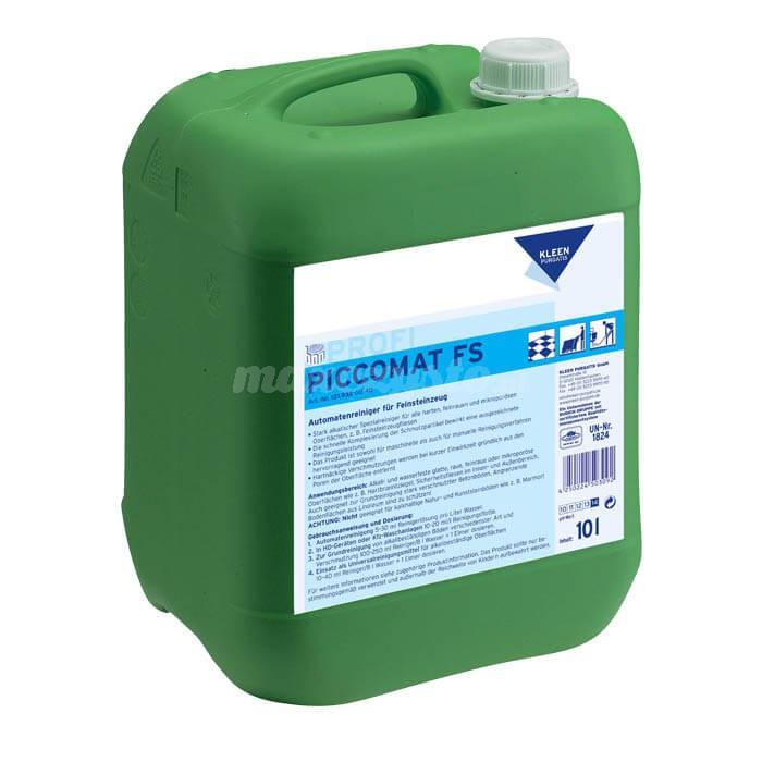 Kleen Piccomat FS 10L Wysokoalkaliczny preparat specjalistyczny do wszystkich powierzchni twardych i/lub mikroporowatych