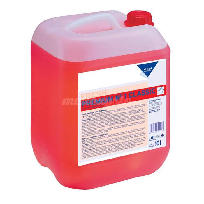 Kleen Premium No1 Classic 10L zapachowy środek do czyszczenia sanitariatów, usuwający kamień