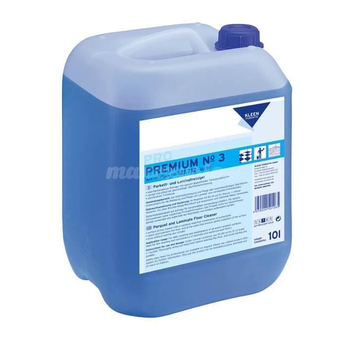 Kleen Premium no3 10L środek myjąco-pielęgnujący do podłóg drewnianych