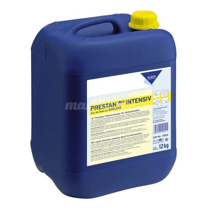 Kleen Prestan Intensiv 12kg wybielający środek myjący do zmywarek przemysłowych