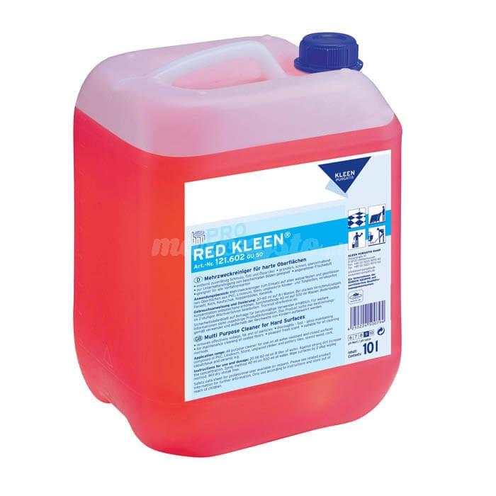 Kleen Red 10L Silny środek o uniwersalnym zastosowaniu