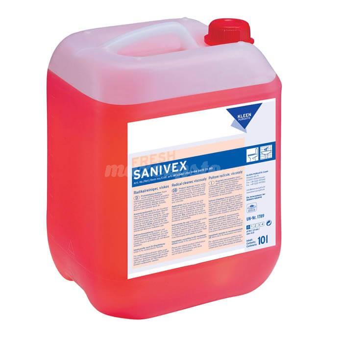 Kleen Sanivex 10L środek do czyszczenia sanitariatów