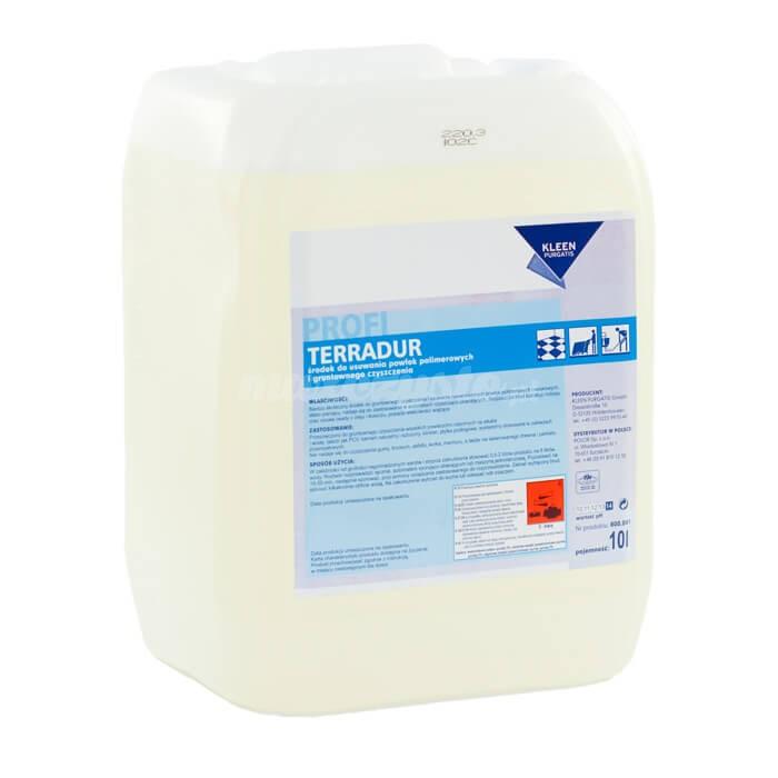 Kleen Terradur 10L Bardzo skuteczny środek do gruntownego czyszczenia
