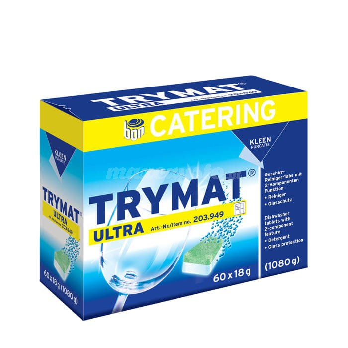 Kleen Trymat Ultra tabletki do zmywarek