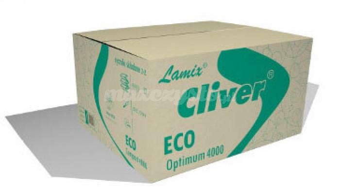 Lamix Cliver Eco Optimum 4000 Zielony - Ręcznik papierowy ZZ