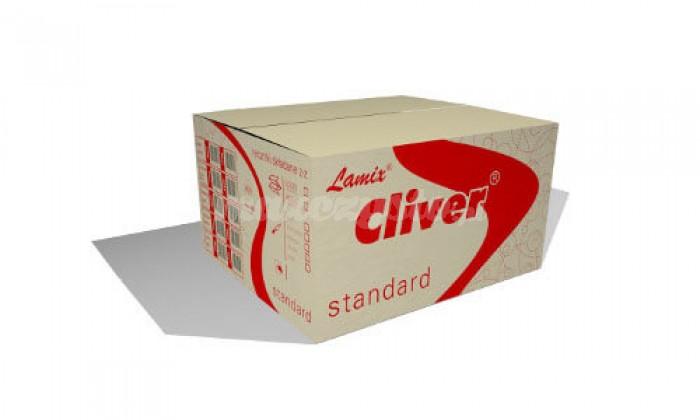 Lamix Cliver Standard Biały 4000 Ręcznik papierowy ZZ