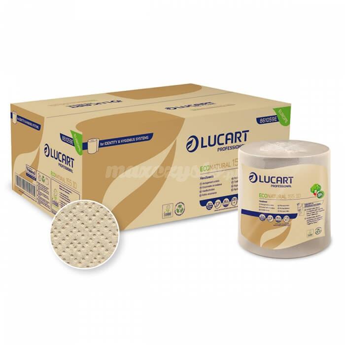 Lucart Eco Natural ID 155 Recznik Papierowy w Roli (861059E)