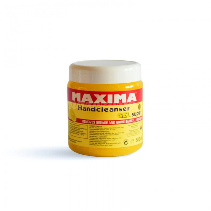 Pasta do rąk MAXIMA Handcleanser Gel Super 500ml