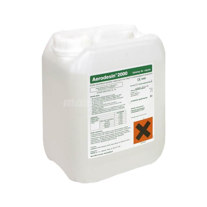 Medilab Aerodesin 2000 5L Preparat do szybkiej dezynfekcji