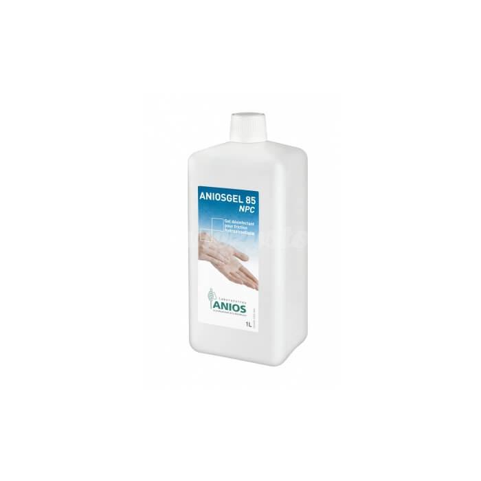 Medilab AniosGel 85 NPC 1L żel do higienicznej i chirurgicznej dezynfekcji rąk