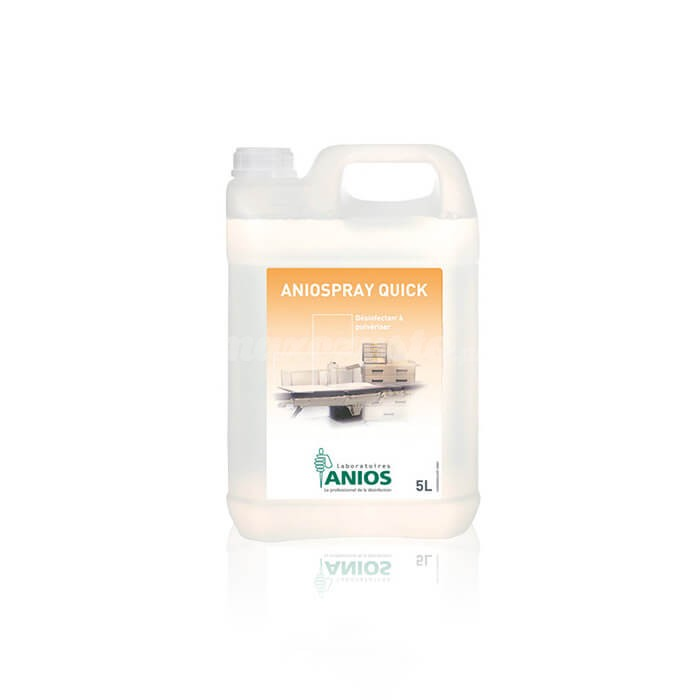 Medilab Aniospray Quick 5L do szybkiej dezynfekcji wyrobów medycznych