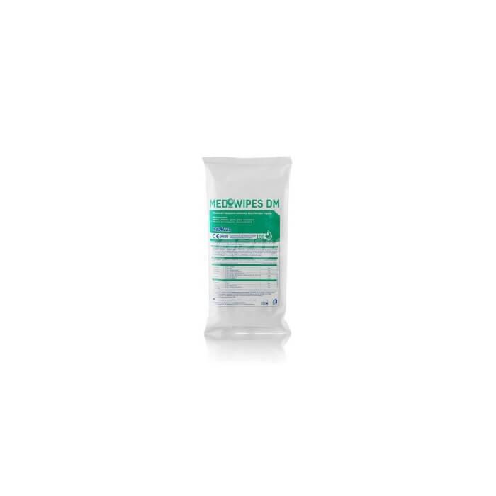 Medilab MediWipes DM Wkład Uzupełniający chusteczki  do dezynfekcji