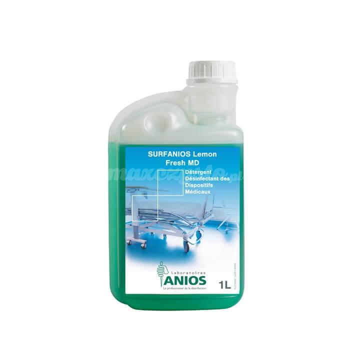 Medilab Surfanios Lemon Fresh MD 1L Preparat do dezynfekcji i mycia powierzchni
