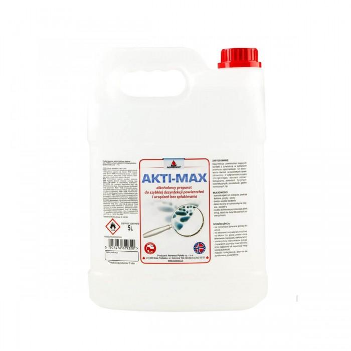 Norenco Akti-Max Alkoholowy preparat do dezynfekcji powierzchni 5L
