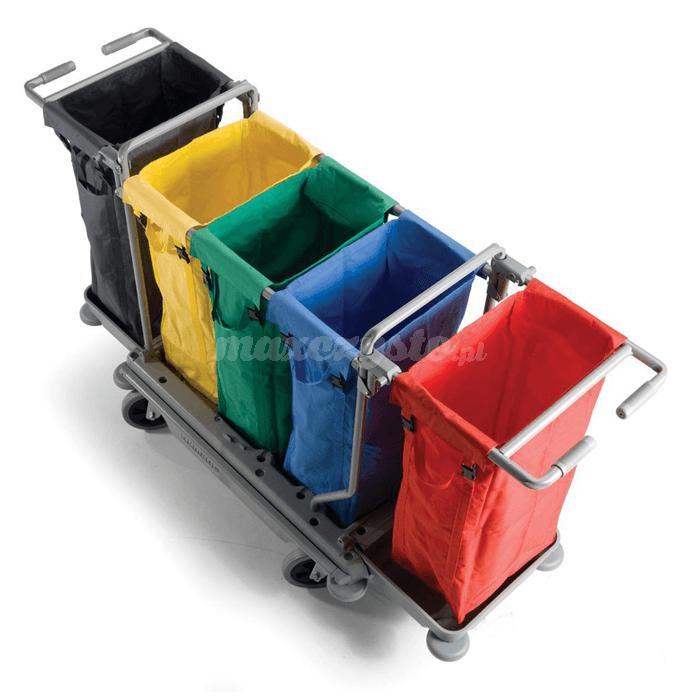 Numatic NB-5005 Nu-Bag Systems wózek hotelowy na pościel