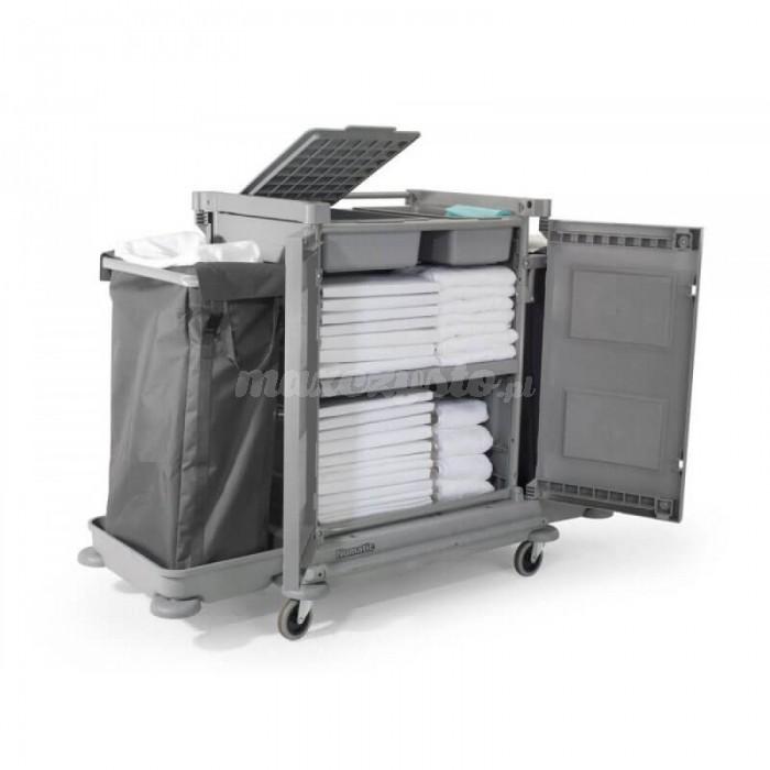Numatic NKC 10 AT NuKeeper Systems Profesjonalny wózek hotelowy