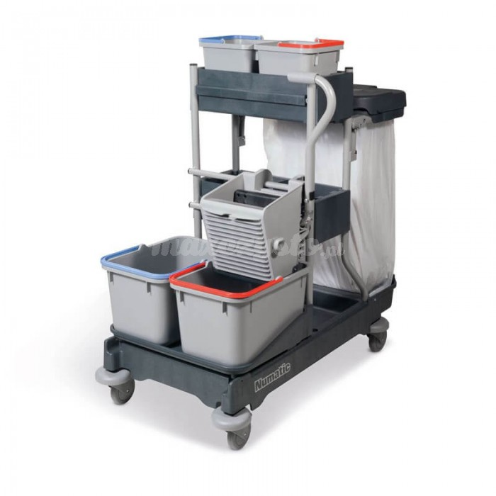 Numatic SCG 1415  SGA 1 Profesjonalny Wózek do Sprzątania