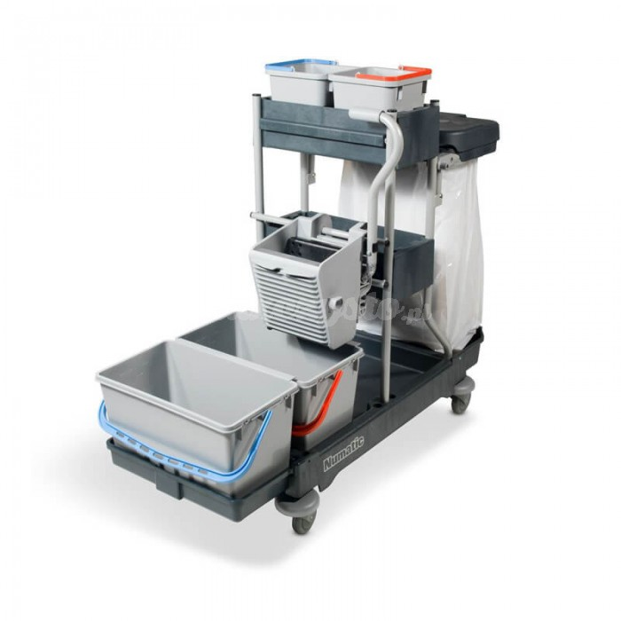 Numatic SCG 1415  SGA 2 Profesjonalny Wózek Serwisowy