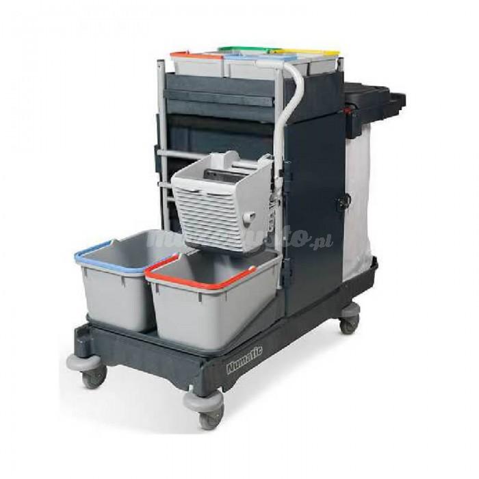 Numatic SCG 1707D  SGA 1 Profesjonalny Wózek Serwisowy