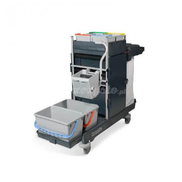 Numatic SCG 1707D  SGA 2 Profesjonalny Wózek Serwisowy