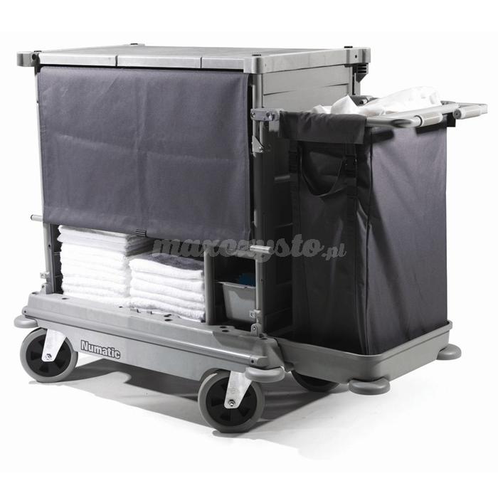 Numatic SKAT16 ServoKeeper Systems wózek hotelowy