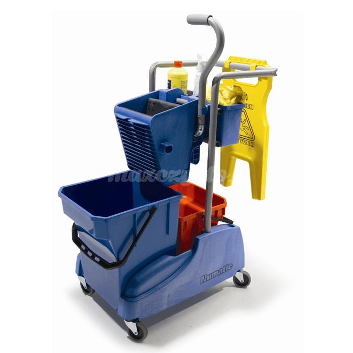 Numatic TM 2815 wózek do sprzątania 2-wiaderkowy