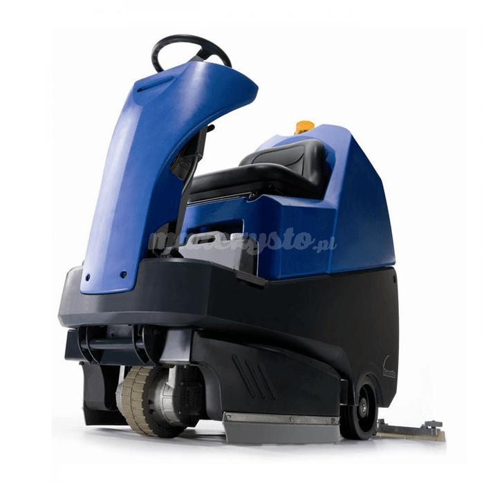 Numatic TTV 678 (300) maszyna czyszcząca samojezdna z trakcją i siedziskiem