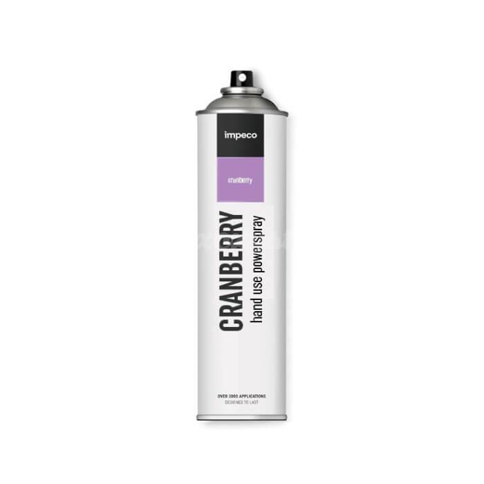 Odświeżacz powietrza ręczny 750 ml Impeco Cranberry PWB111