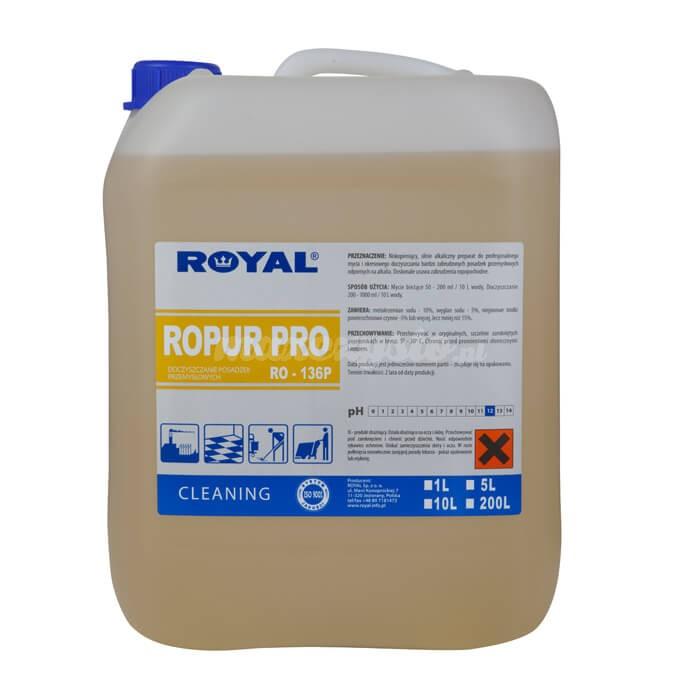 Royal RO-136P ROPUR PRO 5L Preparat do profesjonalnego mycia i okresowego doczyszczania