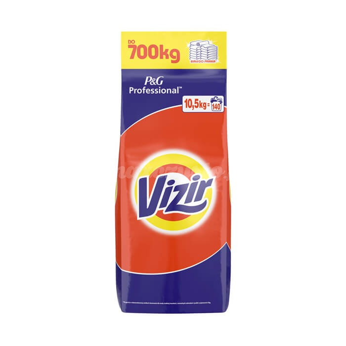 Profesjonalny proszek do prania Vizir Expert Regular 10,5 kg 140 prań