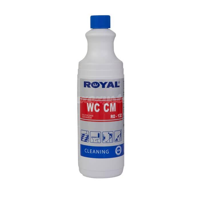 Royal RO-132 WC CM 1L Preparat do usuwania silnych złogów kamienia wapiennego