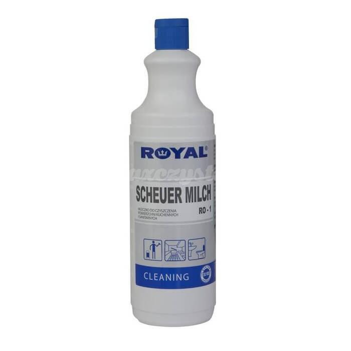 Royal RO-1 Scheuer Milch 1L preparat do czyszczenia powierzchni emaliowanych