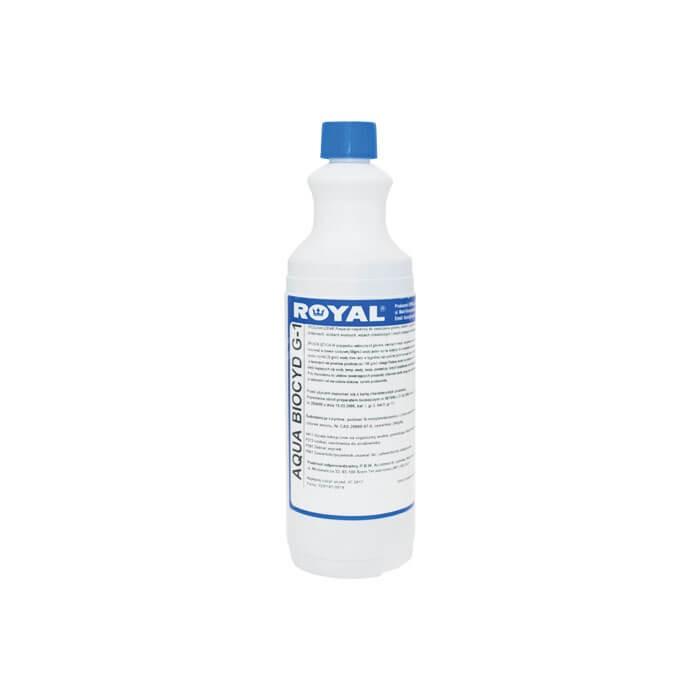 Royal Aqua Biocyd G-1 Koncentrat do zwalczania glonów w basenach