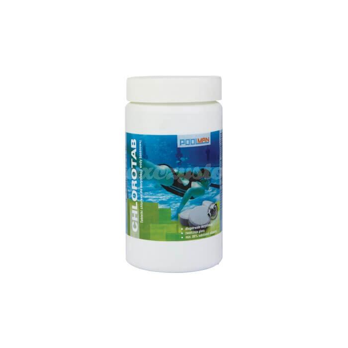 Royal Chlorotab Tabletki chlorowe do długotrwałej dezynfekcji wody basenowej 1kg
